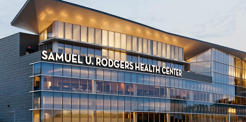 Samuel U Rodgers Health Center Standard Sheet Metal