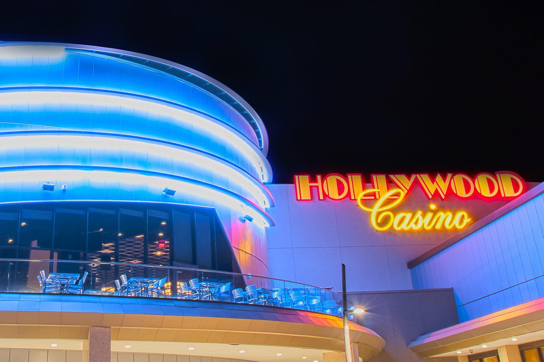 Hollywood Casino At Kansas Speedway Standard Sheet Metal