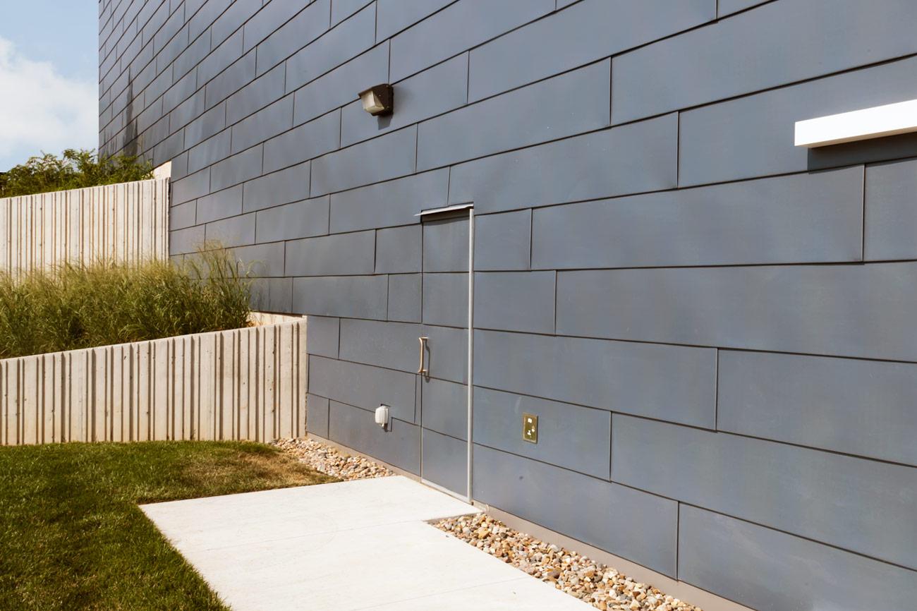 Custom Flat Seam Panels Standard Sheet Metal