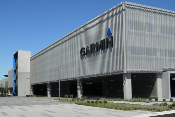 Garmin Parking Facility