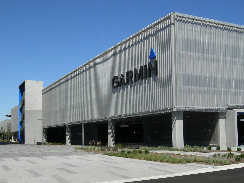 Garmin Parking Facility Standard Sheet Metal