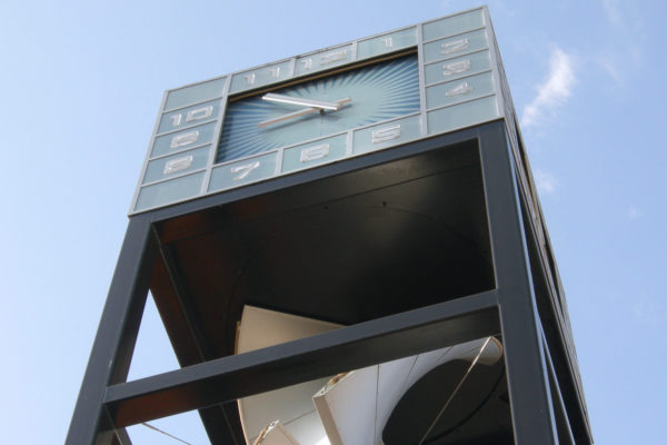 P&L Clock Tower