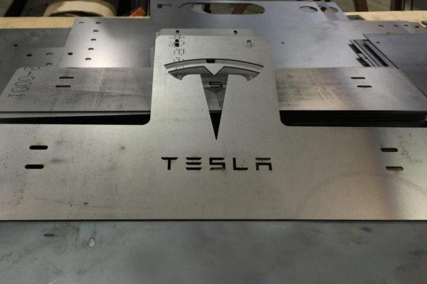 Tesla Laser Work