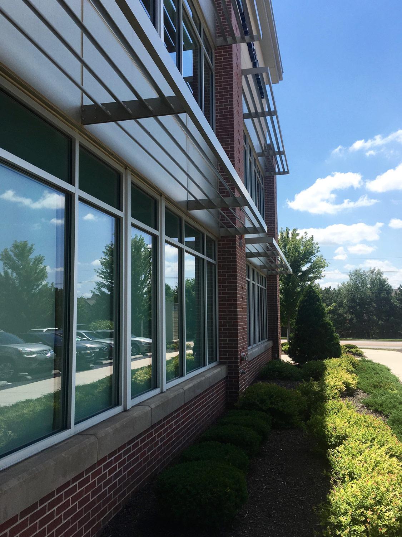 Lamar Office Center Standard Sheet Metal