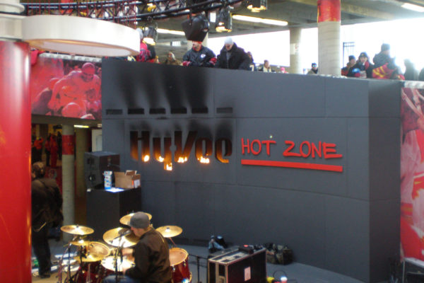 Hy-Vee Gate at Arrowhead Stadium