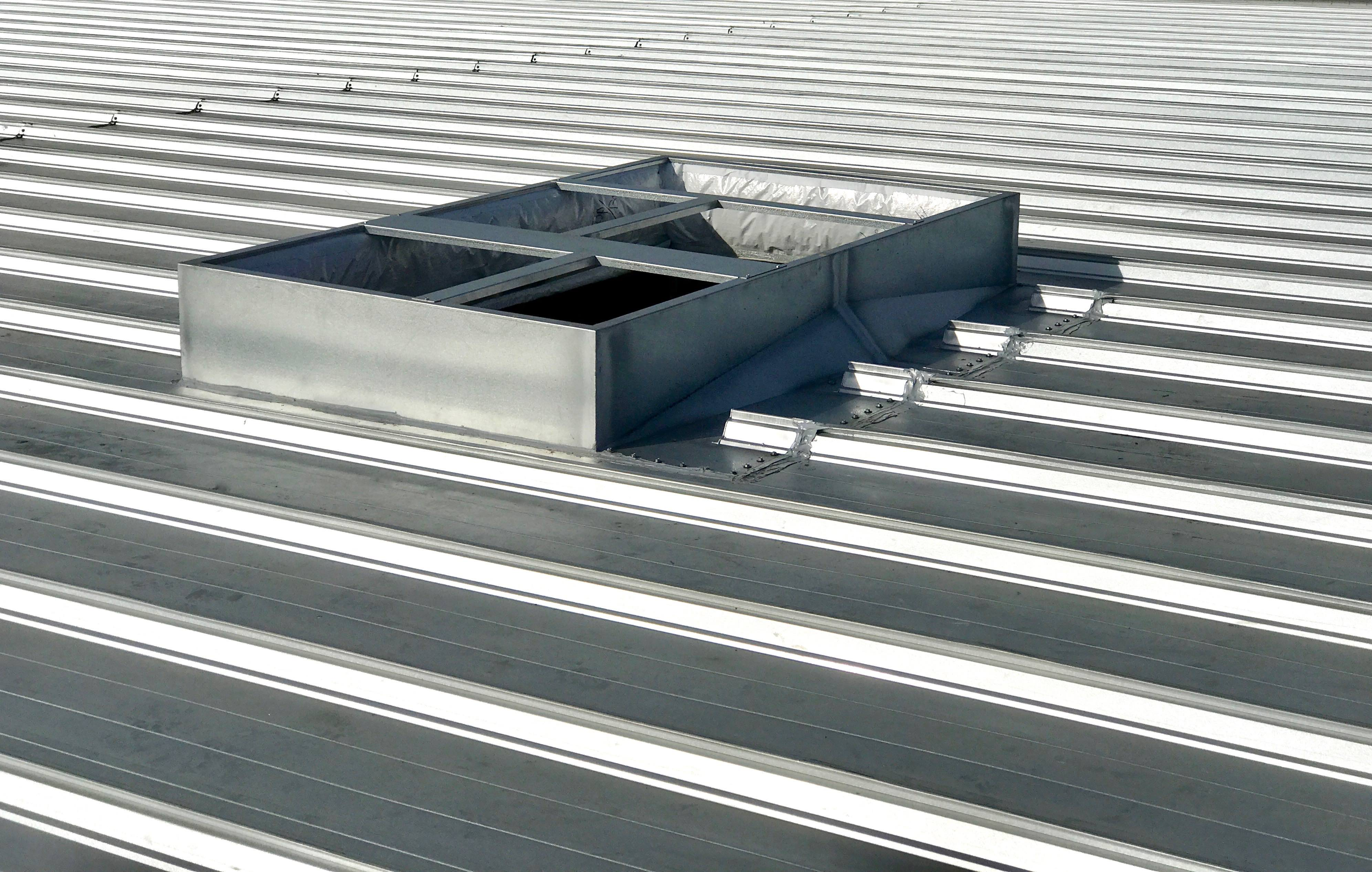 Roof Curbs Standard Sheet Metal