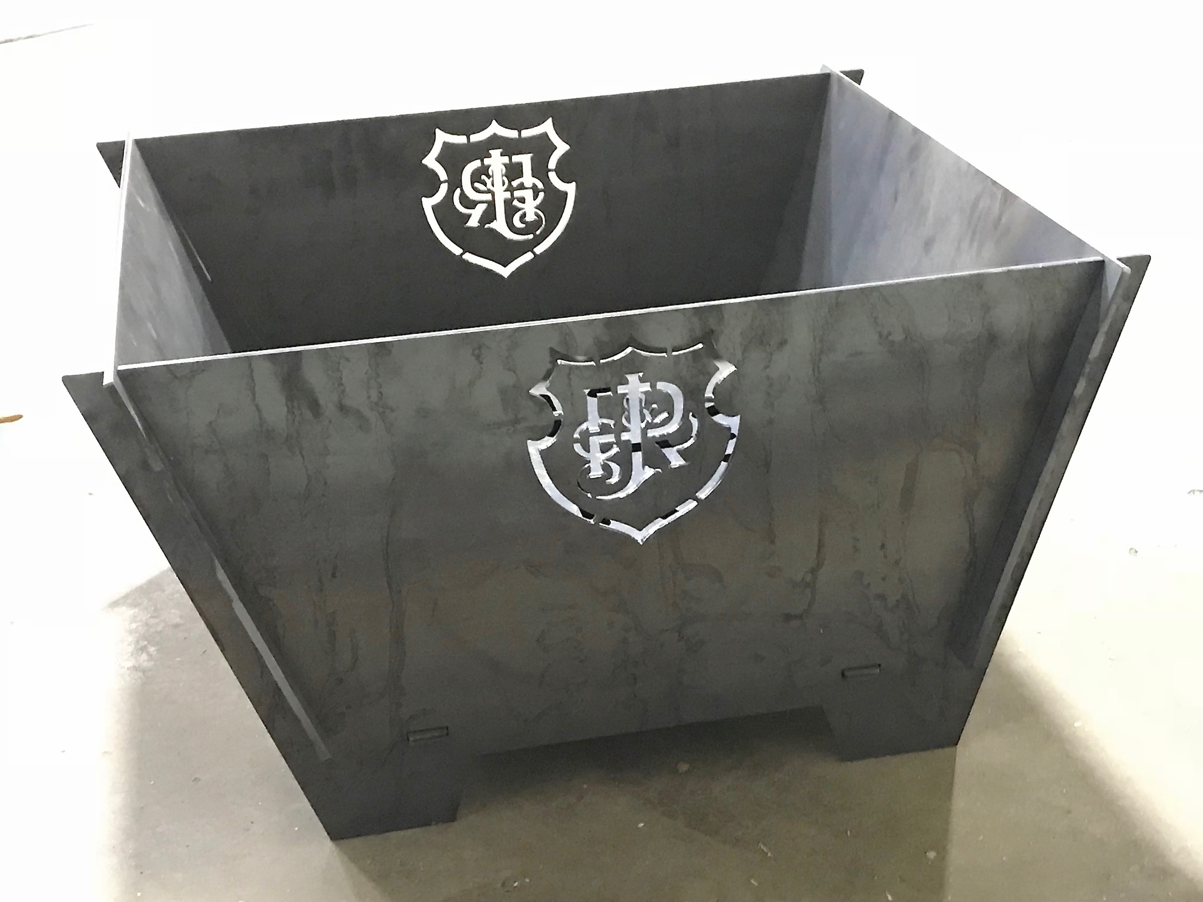 Fire Pits Standard Sheet Metal