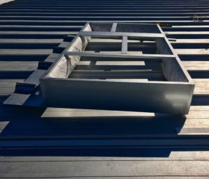 Hybrid Roof Curb Pre Install