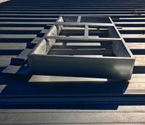 Hybrid Roof Curb Pre Install