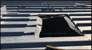 Hybrid Roof Curb Pre-Install